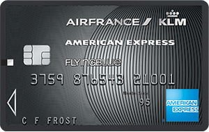 Flying Blue American Express Platinum aanvragen