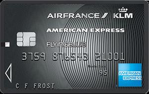 Flying Blue American Express Platinum creditcard aanvragen