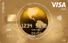 Visa World Card Gold creditcard aanvragen