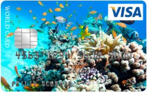 Visa World Card Photo aanvragen