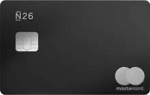 N26 metal creditcard aanvragen