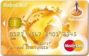 creditcard aanvragen Rabobank