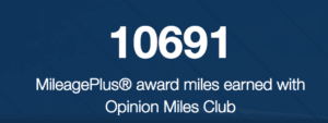 Earning Points and Miles with Surveys