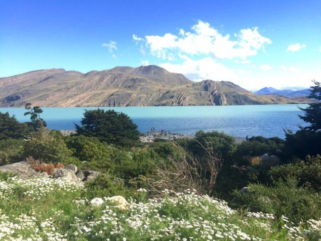 Lake Nordenskjöld, Torres del Paine