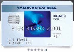 American Express Blue Business Plus