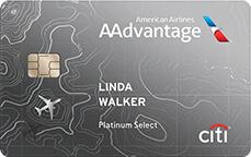 Citi AAdvantage Platinum Select