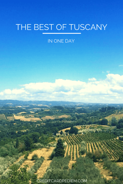 Best of Tuscany in One Day