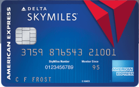 Blue Delta Credit Card from American Express