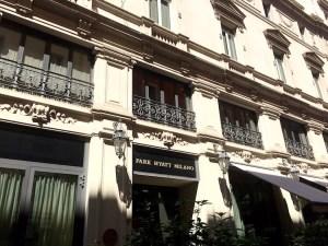 Hotel Review: Park Hyatt Milan