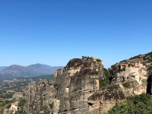 A Visit to the Monasteries of Meteora, Greece
