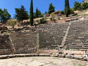delphi theater
