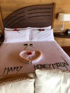 Conrad Maldives Honeymoon