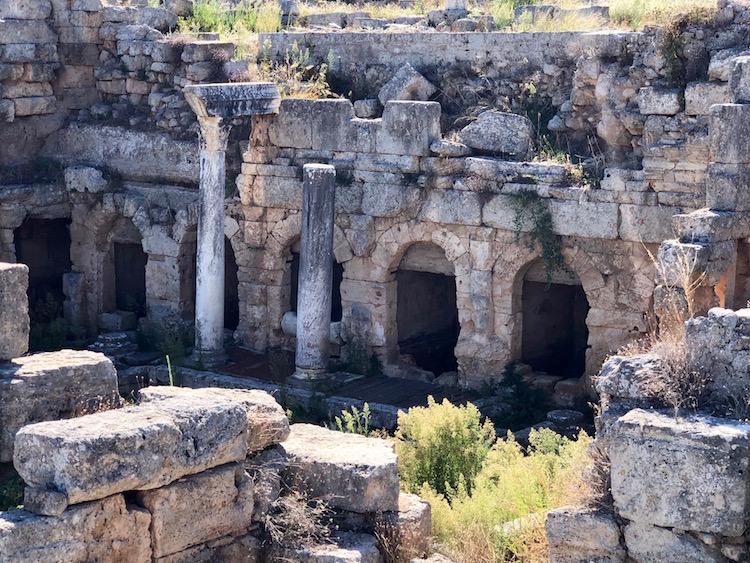 Fountain of Peirene, Corinth
