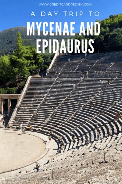 A Day Trip to Mycenae and Epidaurus