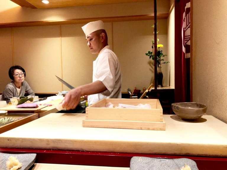Sushi Ya Ginz
