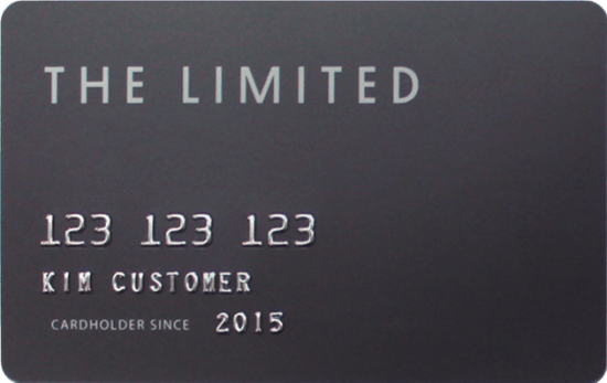 The Limited Credit Card Login  Credit Card