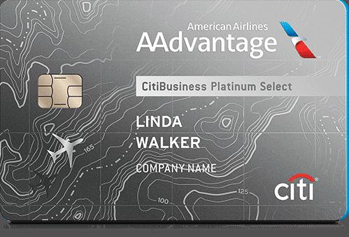 American Airlines Platinum Select Credit Card Login ...