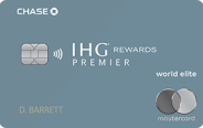 IHG(Registered Trademark) Rewards Club Premier Credit Card
