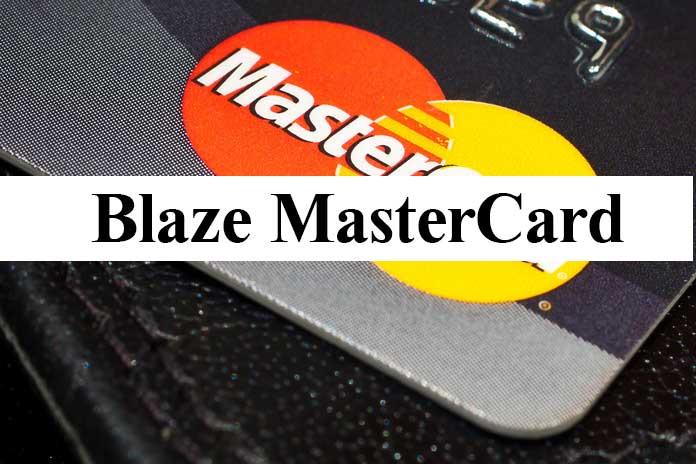 Blaze Master Card