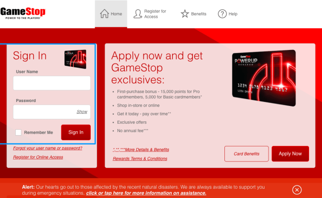 Www Gamestop Creditcard Apply For Gamestop Credit