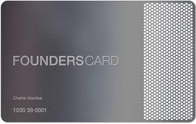FoundersCard Benefits