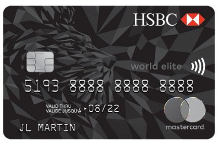 HSBC Mastercard Review