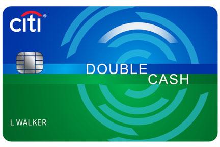 Double Cash Credit Card
