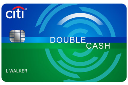 Double Cash Credit Card