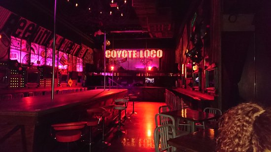 coyote loco is the resort bar at the best party hotel in Cancun
