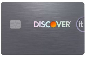 discover secured credit card