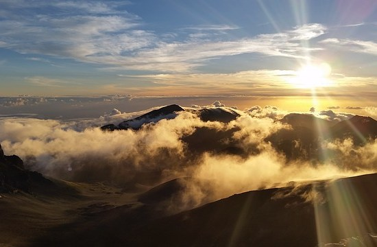 Things to do in Hawaii - Haleakala Sunrise