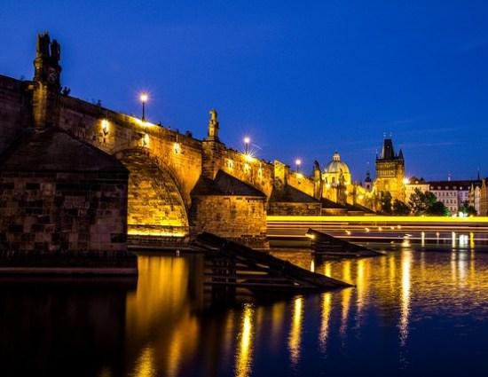What to do in Prague - Vltava River