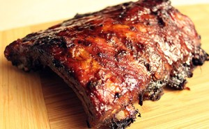 Things to do at Calgary Stampede - Pork Ribs