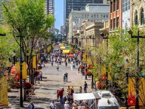 Things to do at Calgary Stampede - Stephen Avenue