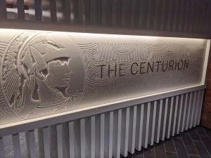 Centurion Lounge DFW Airport - Entrance