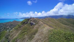 Things do to on Oahu - Pillbox Hike