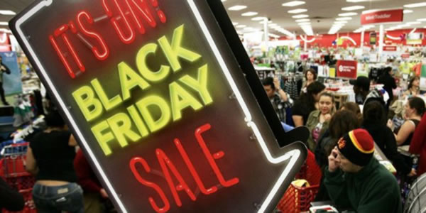 Impressive Black Friday Totals
