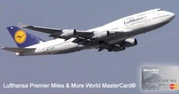 Lufthansa Premier MasterCard