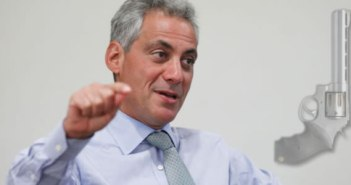 Ram Emanuel, banks and gunmakers