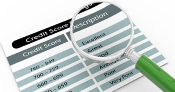 New Credit Score Matrix