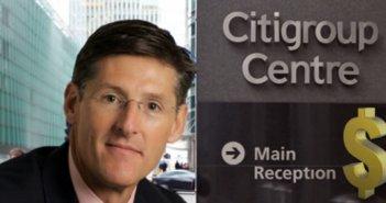 Citigroup CEO Mike Corbat