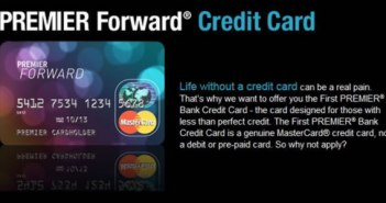 PREMIER Forward MasterCard