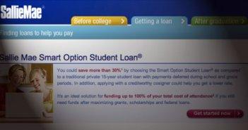 Sallie Mae Student Loan Program