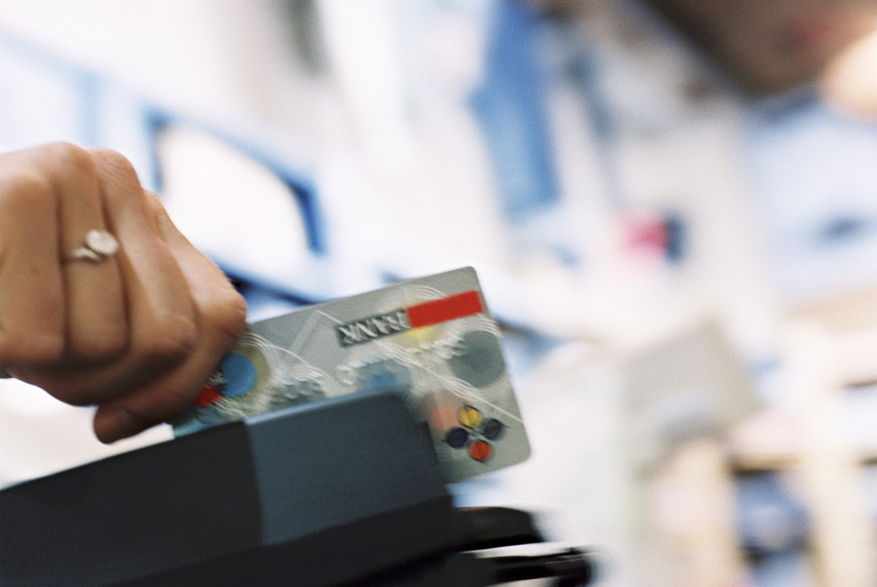 Credit Card Mistakes Maxing Out Credit Cards
