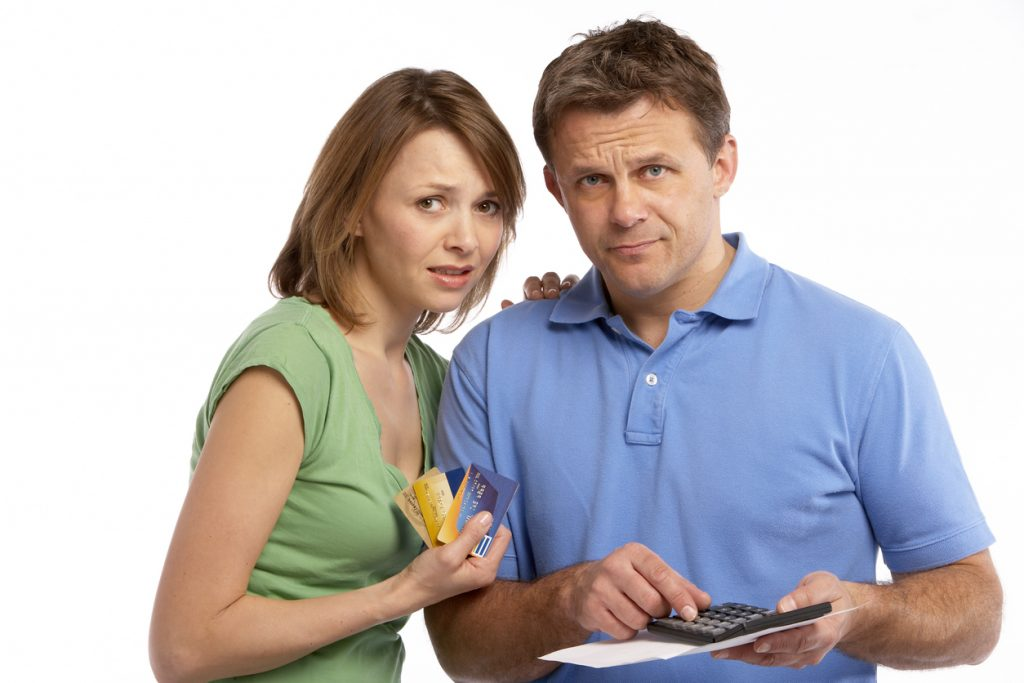 When does a credit debt collections agency buy credit card debt?