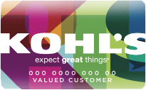 The Kohl's credit card is one of the store credit cards that are easy to get approved for.