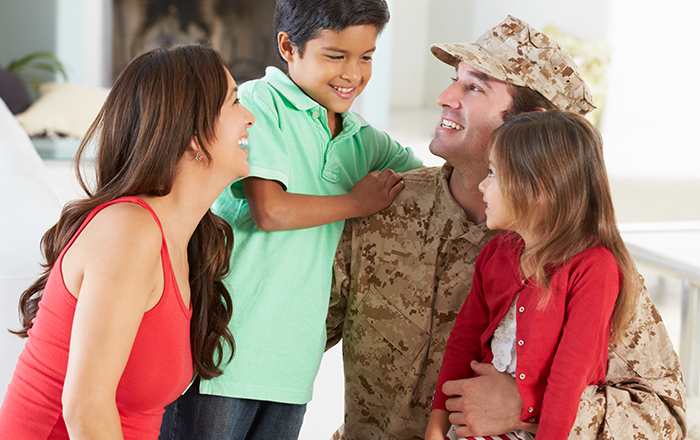 A popular penfed credit card for military families is the Power Cash Visa.