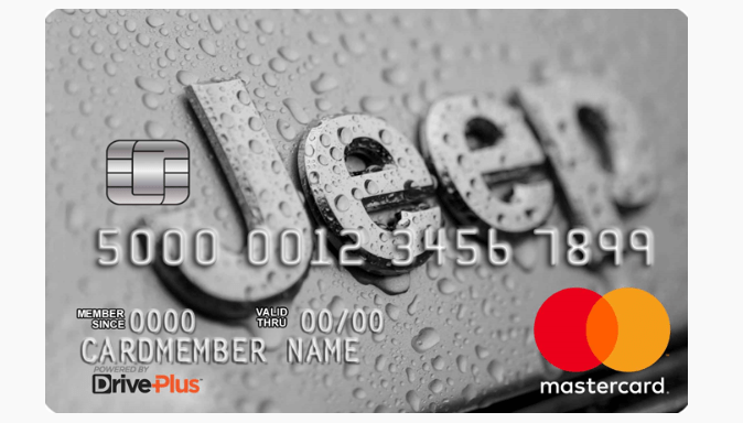 Jeep DrivePlus MasterCard Review