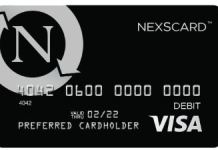 Picture of the NexsCard