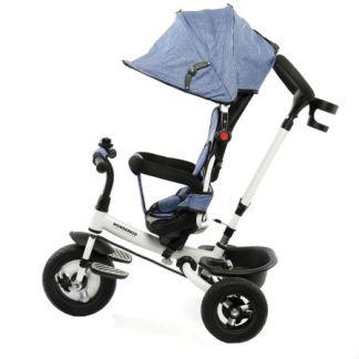 Tricicleta multifunctionala pliabila